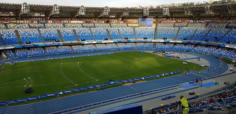 Belum Sebulan Stadion Diego Armando Maradona Sudah Memancing Polemik