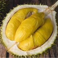 Buah Durian Musang King yang besar dan manis