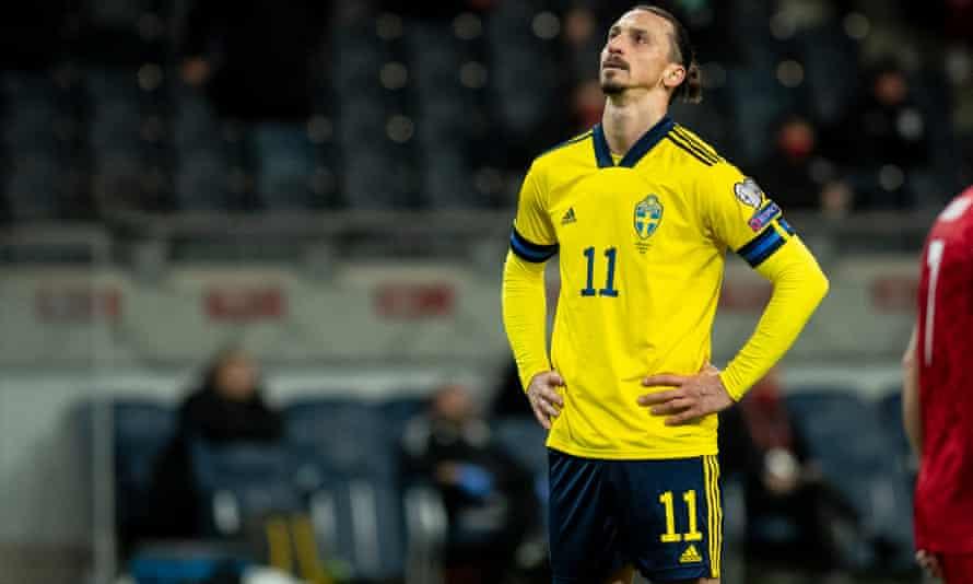 Daftar Pemain Swedia Euro 2021 Ibrahimovic Absen