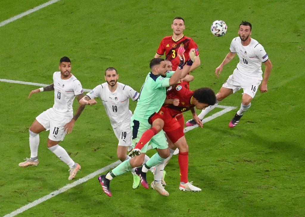 Italia-ke-Babak-Semifinal-Euro-2021