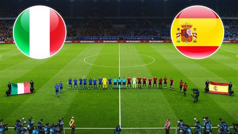 Update Hasil Euro Hari Ini: Fakta Spanyol vs Italia Adu Penalti