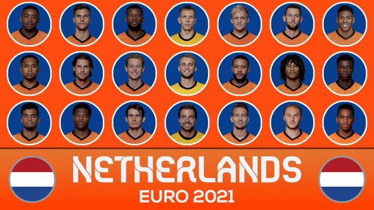 Daftar Pemain Belanda Euro 2021, Formasi dan Informasi Lainnya