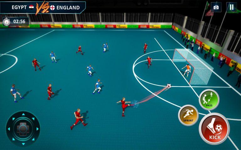 5 Rekomendasi Game Bola Futsal Android Terbaik