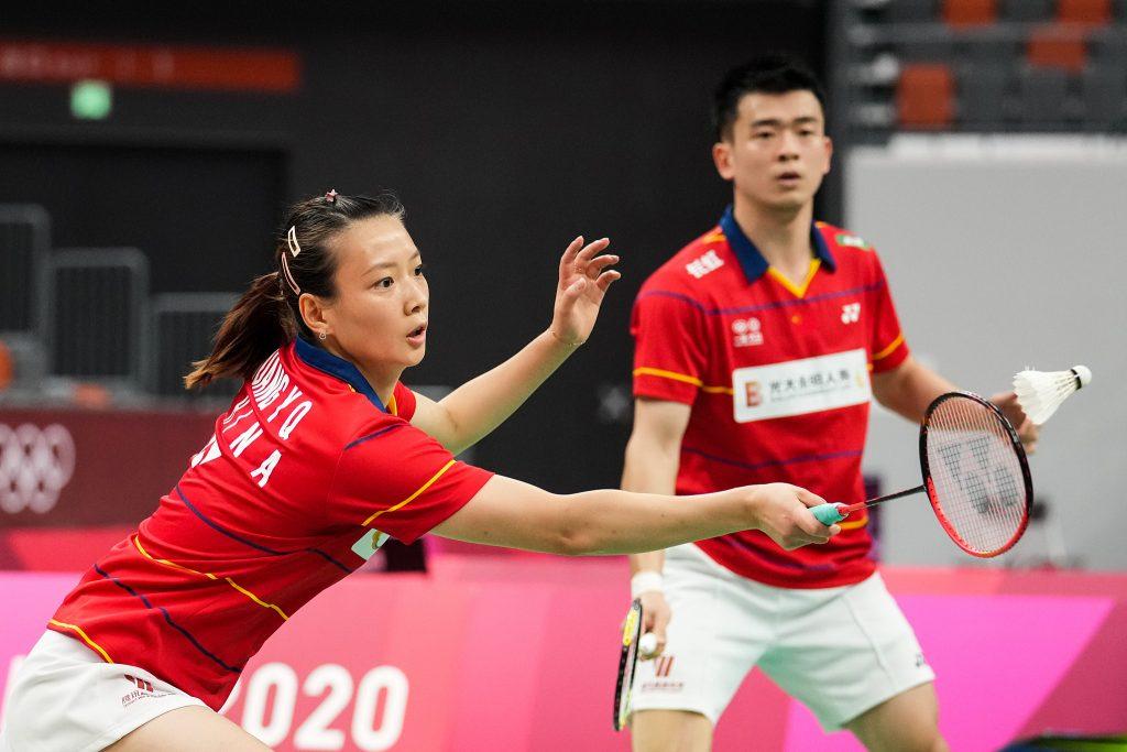 China Juara Umum Bulutangkis
