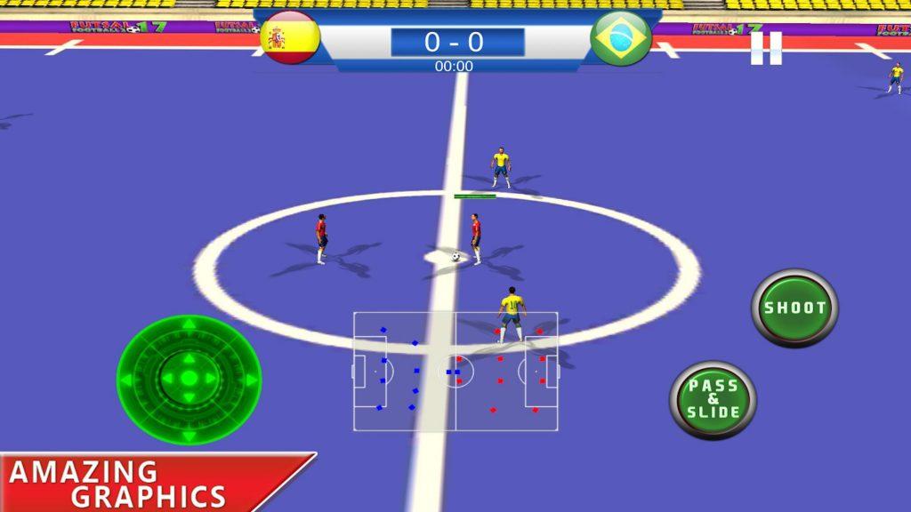 Futsal Football 2020 Soccer and Foot Ball Game