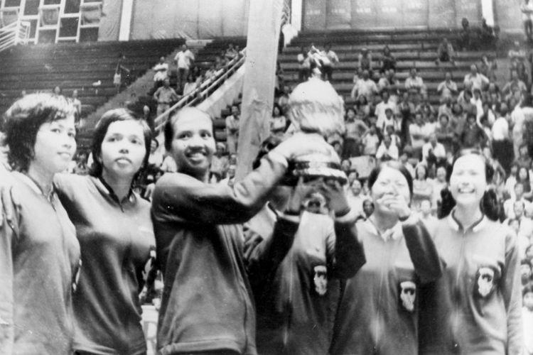 Indonesia 3 Kali Juara Uber Cup