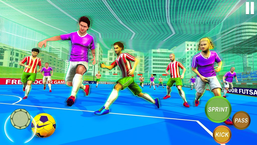 Indoor Soccer Futsal 2021 Ultimate Soccer League