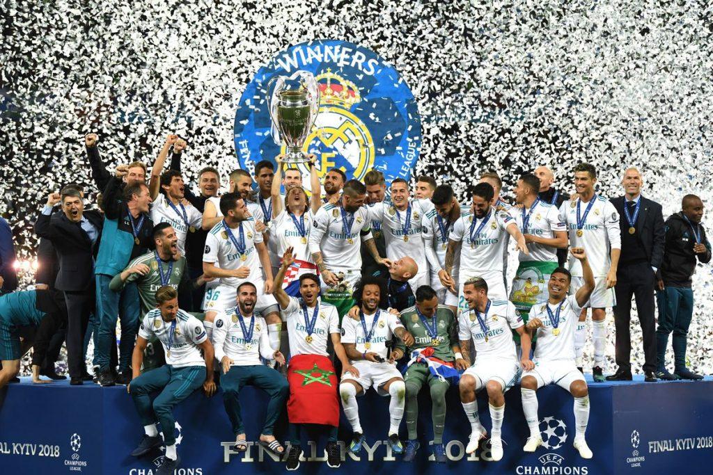 Real Madrid - Spanyol