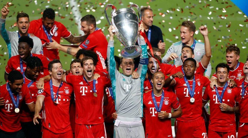 Bayern Munich Liga Champions
