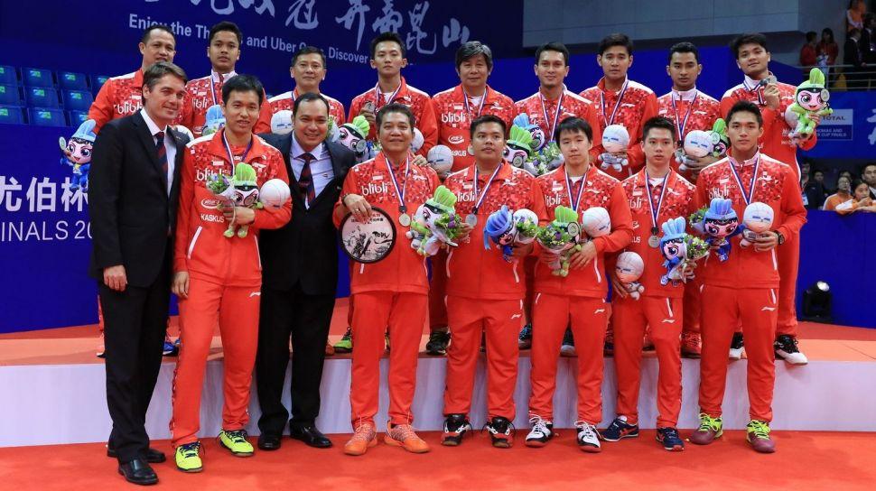 Prestasi Indonesia dan Daftar Lengkap Pemenang Thomas Cup