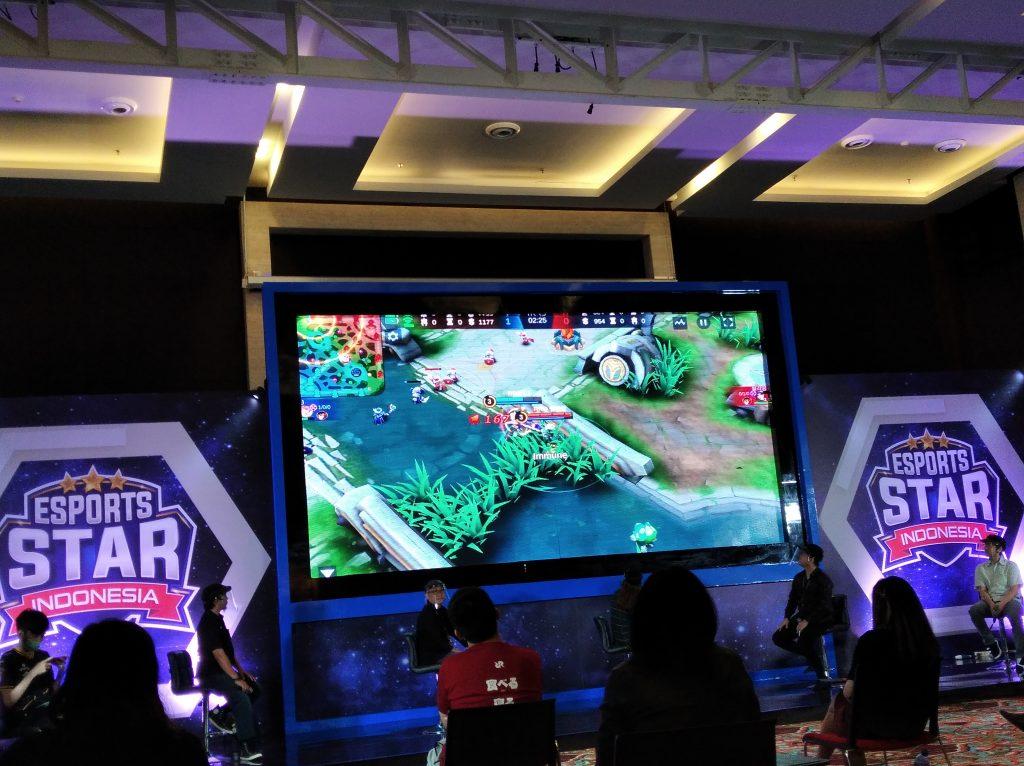 Teknis Penyelenggaraan Esports PON Papua 2021